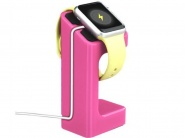 Док-станция Noot Charging stand для Apple Watch (Pink)