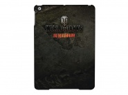 Чехол-накладка World of Tanks для iPad Air (Steel matte)