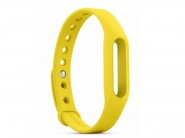 Сменный ремешок Original Replacement Xiaomi Wrist Band для Xiaomi Mi Band (Yellow)