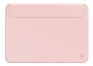 Чехол Wiwu Skin Pro 2 Leather для MacBook Air 13'' (Pink)