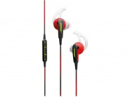 Наушники Bose SoundSport iOS (741776-0040) для iPhone (Power Red)