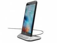 Baseus Little Volcano Desk Charging Station Silver док-станция для iPhone