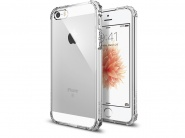 Чехол SGP Crystal Shell для iPhone 5/5s/SE (Crystal Clear)