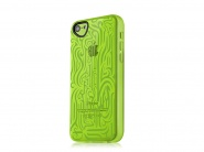 Чехол Itskins Ink для iPhone 5c (Green)