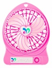 Вентилятор Mini Fan Portable Mini USB Fan (Pink)