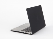 Daav HardShell Satin Black чехол для MacBook Air 13""