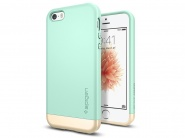 Чехол SGP Style Armor для iPhone 5/5s/SE (Mint)