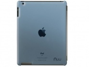 Чехол NUU Base Case для iPad 2/3/4 (Navy)