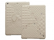 Чехол Jison Bling-bling Smart Case для iPad Air (White)