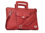 Чехол Urbano Leather Habdbag для MacBook 13 (Red)