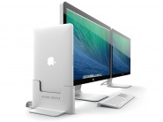 Док-станция Henge Docks Plastic для MacBook Pro Retina 13 (White)