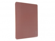 NavJack Corium Series J012-85 Red чехол-книжка для iPad 2/3/4