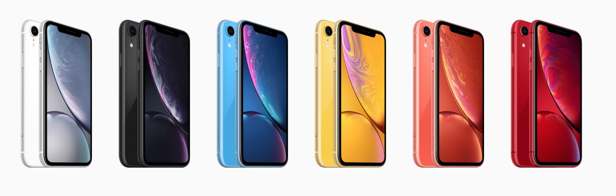 Смартфон Apple iPhone XR 64Gb MRY72RU/A (Yellow)