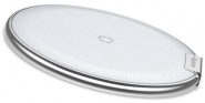Беспроводная зарядка Baseus iX Desktop Wireless Charger WXIX-0S (Silver)