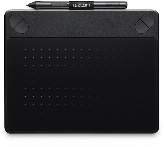 Графический планшет Wacom Intuos Comic Small CTH-490CK-N (Black)