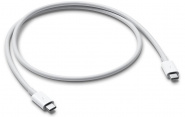 Кабель Apple USB-C Thunderbolt 3 (MQ4H2ZM/A) 0.8 метра (White)