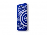 Чехол Itskins Angel для iPhone 5C (Blue/White)