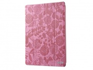 Чехол Gissar Flora 33683 для Apple iPad 2/3/4 (Pink)
