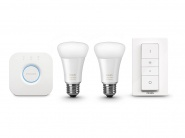 Умная лампа Philips 460989 Hue White Ambiance A19