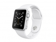 Умные часы Apple Watch Sport 38mm (Silver Aluminum Case/Sport Band)