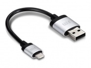 Just Mobile USB на Lightning кабель для iPhone/iPad