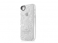 Чехол Itskins Ink для iPhone 5c (White)