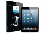 Защитное стекло SGP  Oleophobic Tempered Glass для iPad Mini (SGP10125) Black