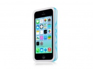 Чехол Itskins Venum для iPhone 5c (Blue)