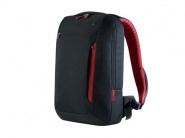Рюкзак Belkin Slim Backpack (F8N159eaBR) для ноутбука 17 (Black/Red)